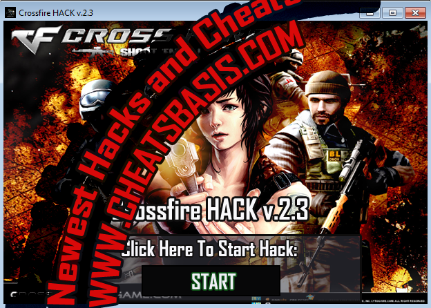 days? Then look no further, because Cross Fire is a game for you