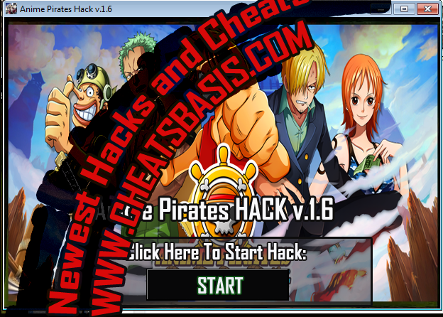 Anime Pirates Cheats Hack