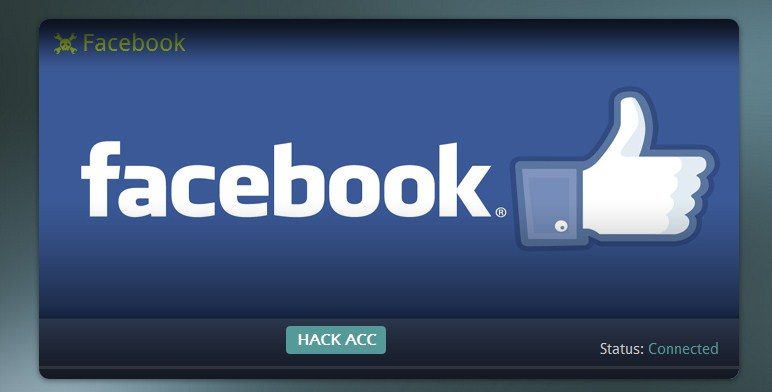 facebook accounts hack